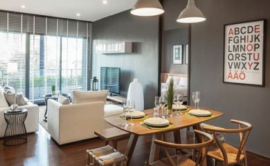 Noble-Reveal-Bangkok-condo-2-bedroom-for-sale